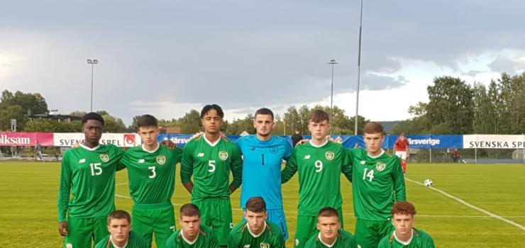 Ireland Under 18
