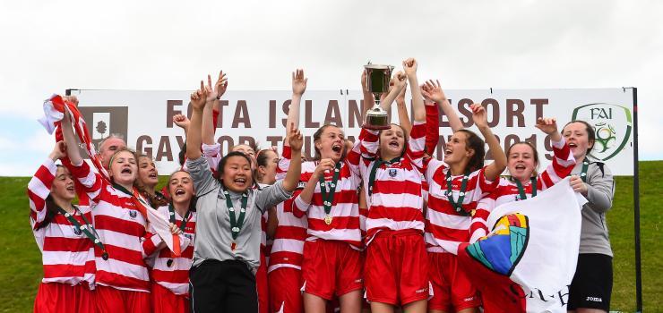 Cork win Gaynor Cup