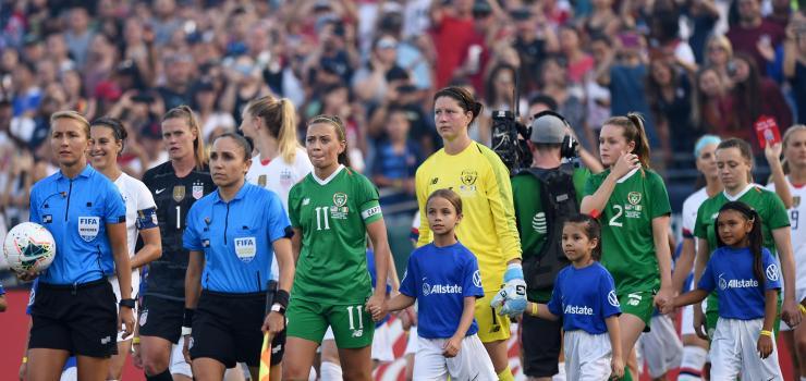 USA game