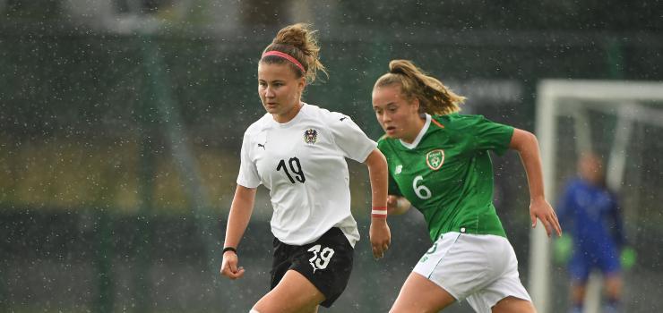 Ireland U19 v Austria