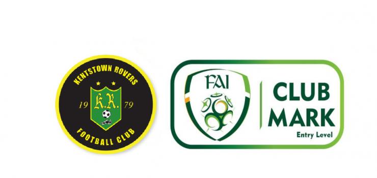 Kentstown Rovers Club Mark