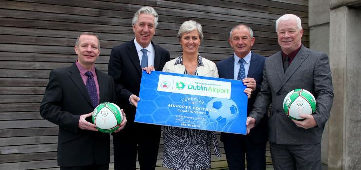 FAI supports Dublin Airport ahead of hosting tournament  604e231bf