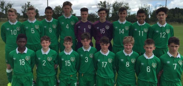 5965a0ca22 O Brien names Ireland U15 squad for Poland games