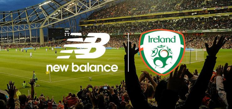 21e03e2dd4a New Balance becomes official kit supplier