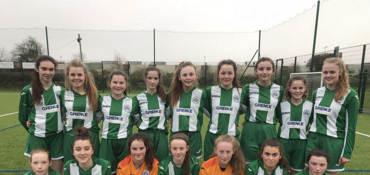 Limerick Desmond squad