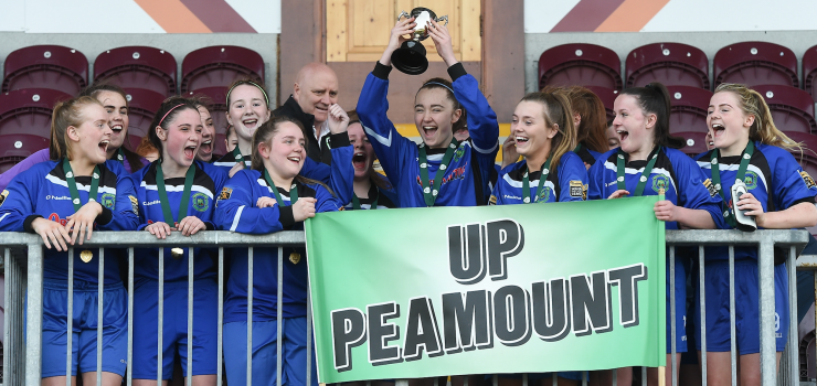 Peamount win FAI WU18 Cup 2017.png