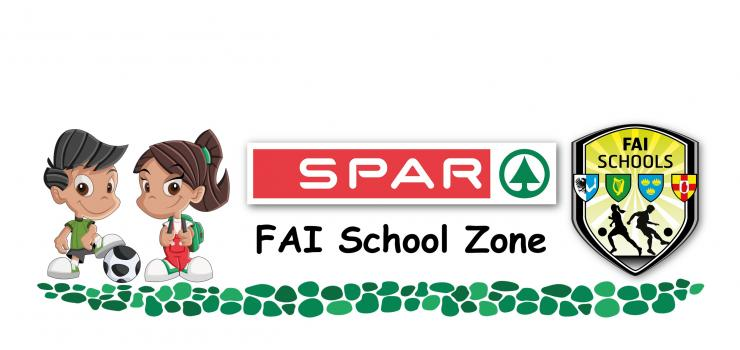 SPAR FAI SCHOOL ZONE LOGO