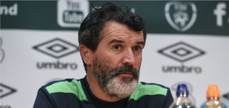 Roy Keane Press Conference