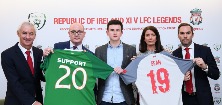 Sean Cox Launch