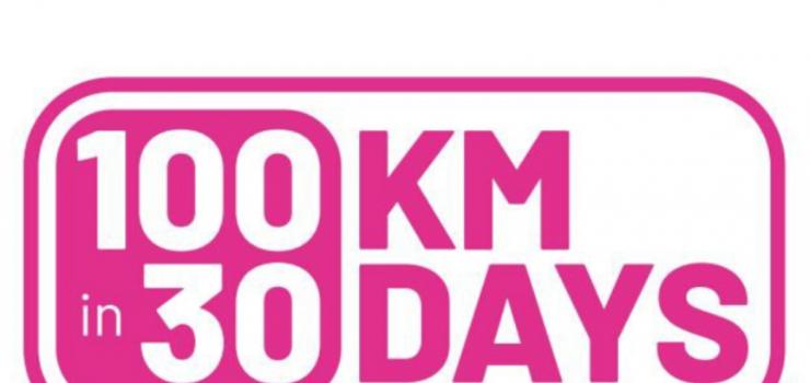 100km in 30days
