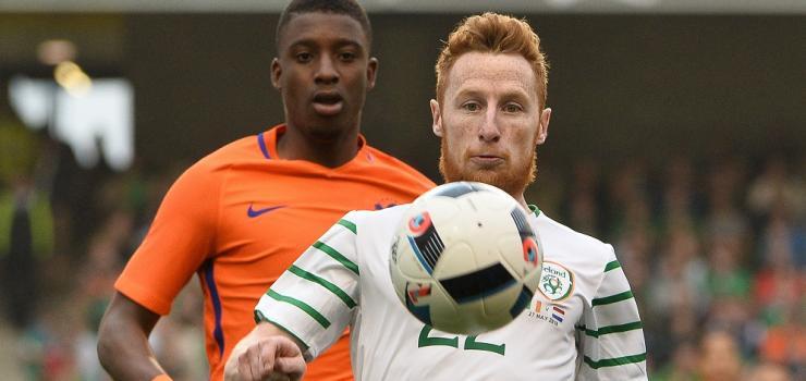 Stephen Quinn Stephen Quinn Football Association of Ireland