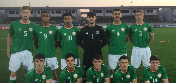 U17: Ireland primed for Turkish test | Football Association of Ireland