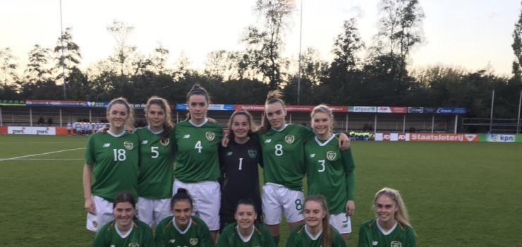 WU19 v the Netherlands